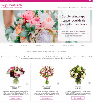 Daily-Flowers.ch
