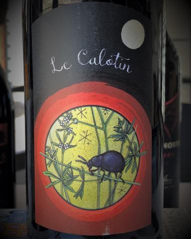Merlot de Calamin - 70cl - Pierre Fonjallaz