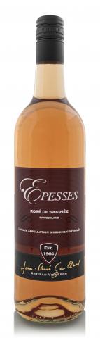 Epesses Rosé 50 cl