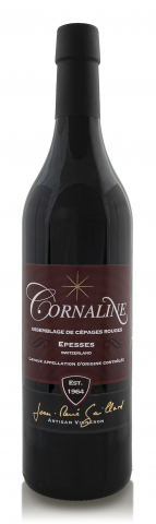 """Epesses Rouge """"Cornaline"""" 50 cl"""