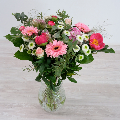 """""""Je pense à toi"""" Bouquet pour la fête des mères"""