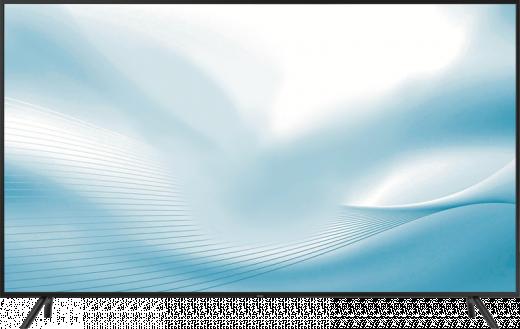 Téléviseur-LED Samsung QE43Q60R