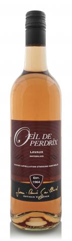 """Lavaux Rosé """"Oeil-de-Perdrix"""" 50 cl"""