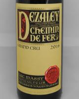 Dézaley, Chemin de Fer - 70cl - Luc Massy