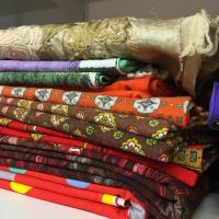 Produits de couture, de tricot / crochet, broderie et mercerie