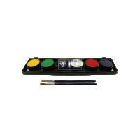 DFX Palette de maquillage 6 couleurs Essentiel