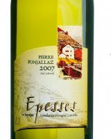 Epesses, La Perreyre - 70cl - Pierre Fonjallaz